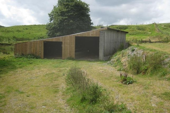 Thumbnail Land for sale in Goginan, Aberystwyth