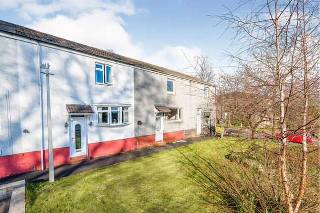 Thumbnail Terraced house for sale in Regent Place, Clydebank