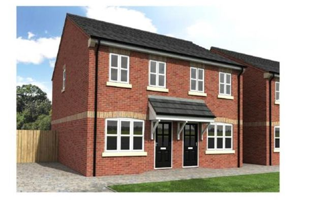 2 bed semi-detached house for sale in Plot 25 (The Beech), Well Hill Drive, Harworth, Doncaster