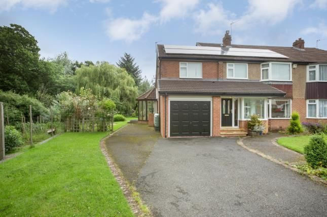 Thumbnail Semi-detached house for sale in Dukes Meadow, Woolsington, Newcastle Upon Tyne, Tyne And Wear