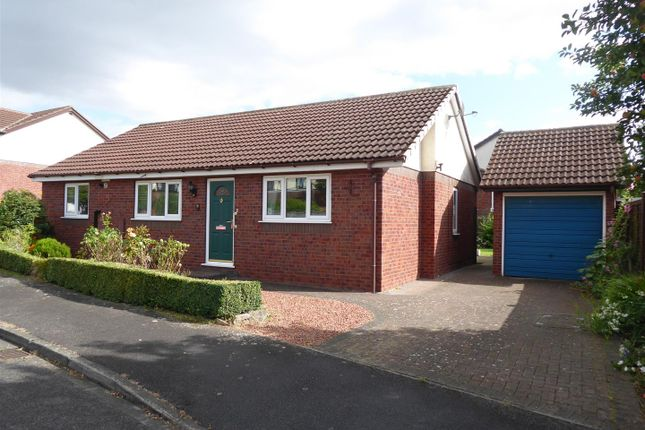 Thumbnail Detached bungalow for sale in St. Stephens Gardens, Northallerton