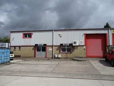 Thumbnail Light industrial to let in Floor Unit 4B, St Theodores Way, Brynmenyn Industrial Estate, Bridgend