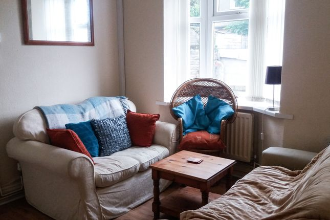 Thumbnail Shared accommodation to rent in 27 Beechwood Road, Swansea
