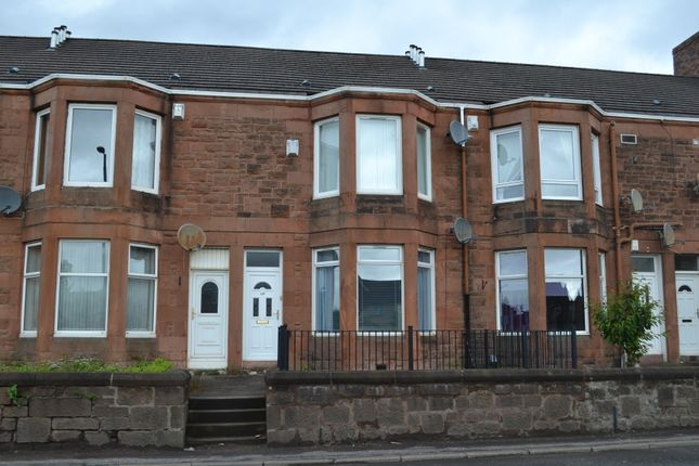 Thumbnail Flat for sale in Clydesdale Road, Bellshill
