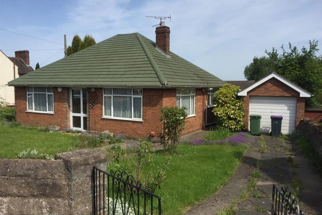 Thumbnail Bungalow for sale in Plough Road, Wrockwardine Wood, Telford