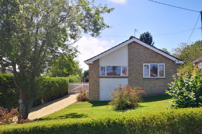Thumbnail Detached bungalow for sale in Albert Road, Hedge End, Southampton