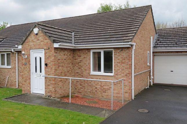 2 bed bungalow for sale in The Showfield, Haydon Bridge, Hexham NE47