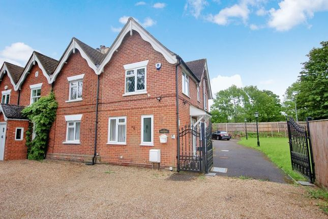 Thumbnail Terraced house to rent in White Hill, Rickmansworth