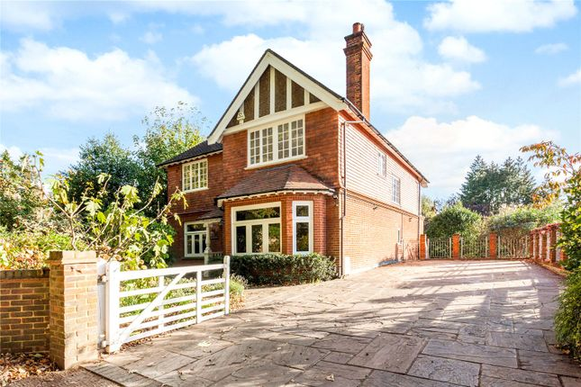 Thumbnail Detached house for sale in Rose Hill, Dorking, Surrey