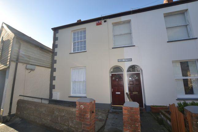 Thumbnail Terraced house to rent in Trinity Street, Barnstaple