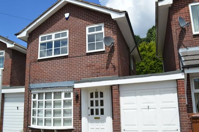Thumbnail Property to rent in Rosewood Avenue, Heaton Mersey, Stockport