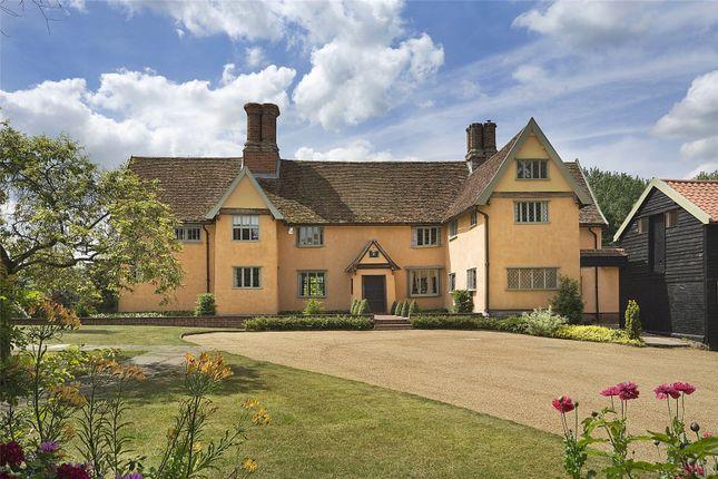 Thumbnail Detached house for sale in Brandeston, Woodbridge, Suffolk