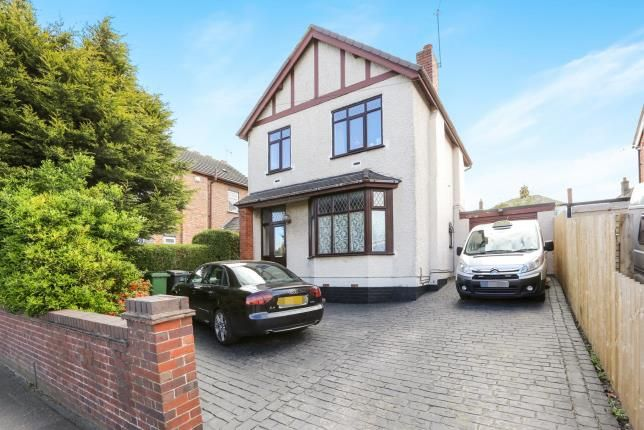 Thumbnail Detached house for sale in Penn Road, Wolverhampton, West Midlands