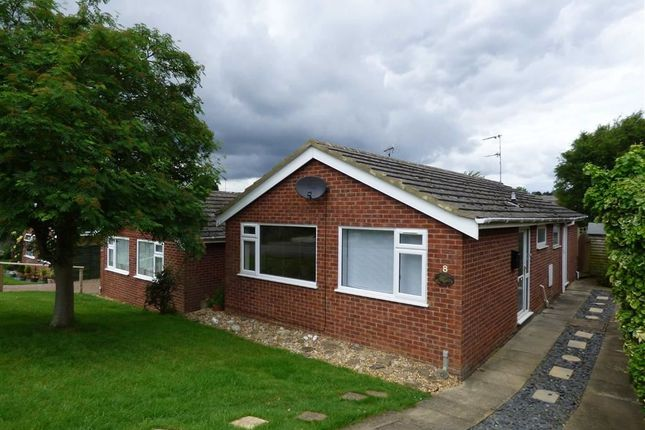 Thumbnail Detached bungalow for sale in St. Peters Way, Weedon, Northampton