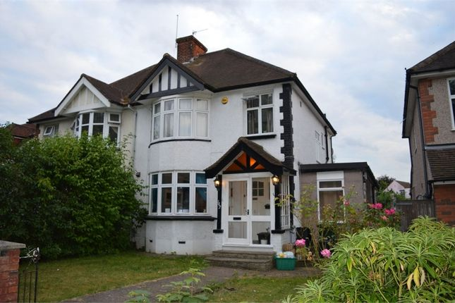 Thumbnail Semi-detached house to rent in Spur Road, Orpington, Kent