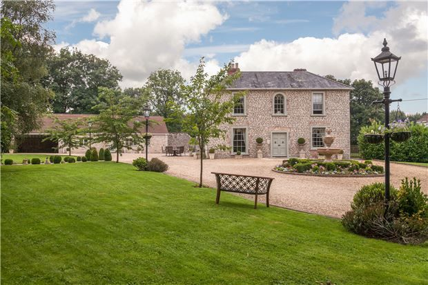 Thumbnail Detached house for sale in Emborough, Somerset