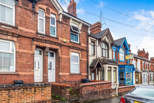 3 bed terraced house for sale in Stourbridge Road, Dudley