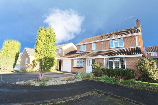 Thumbnail Detached house for sale in Sharnford Way, Bramcote, Nottingham