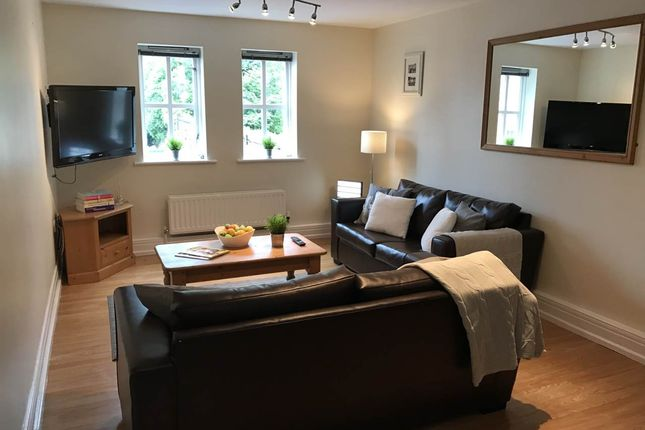 Thumbnail Flat to rent in 10 Lillico House, Sandyford Road, Jesmond