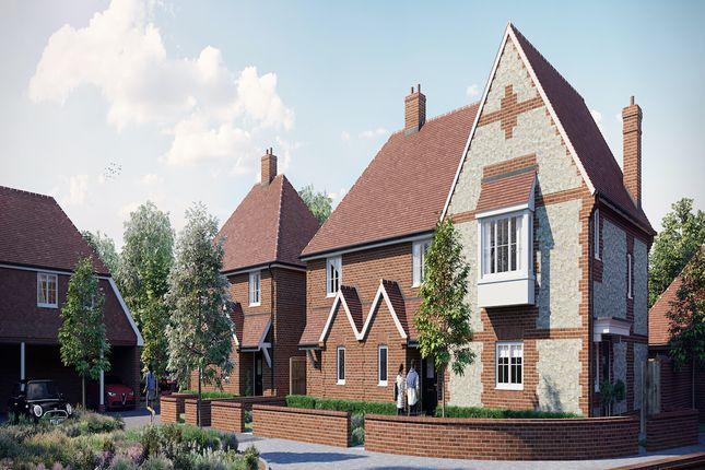 1 bedroom semi-detached house for sale in Lamberts Lane, Midhurst