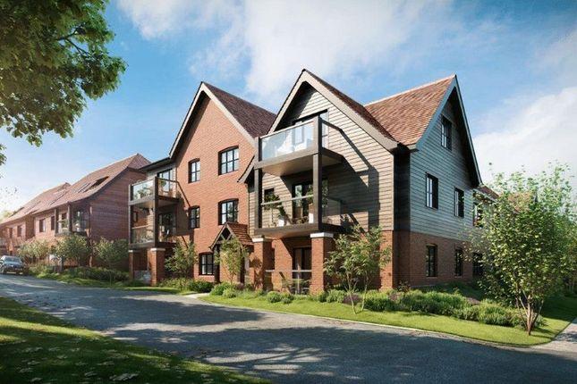 Thumbnail Flat for sale in Stanbridge Earls, Romsey