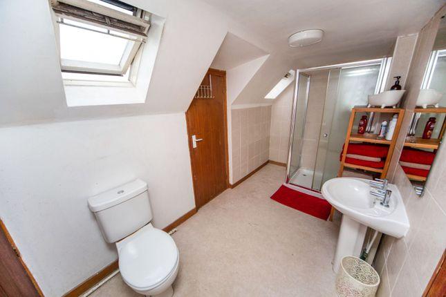 Shower Room of Netherton Terrace, Findochty, Buckie AB56