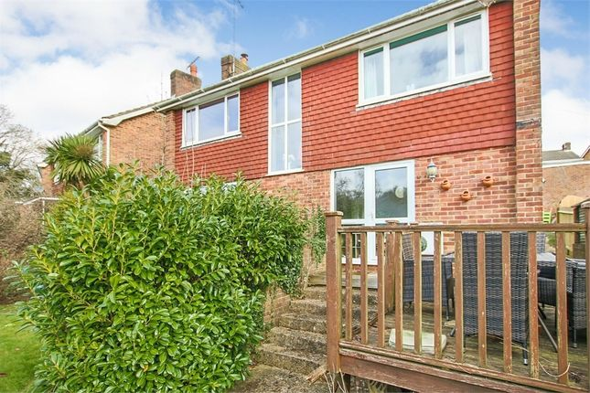 Thumbnail Detached house for sale in Milton Crescent, East Grinstead, West Sussex