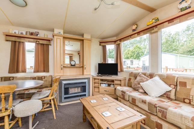 Lounge of Birdlake Pastures, Crow Lane, Great Billing NN3