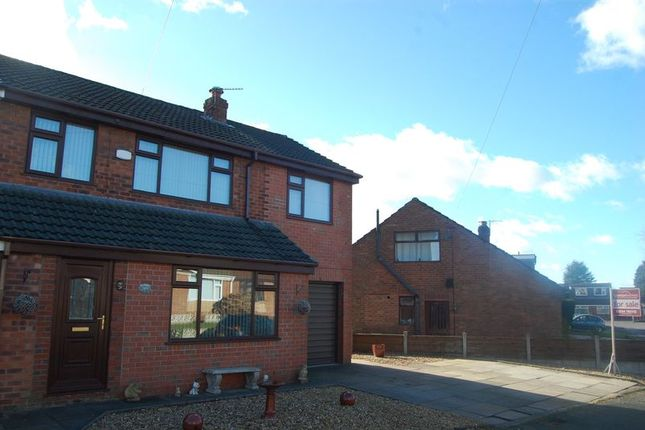 3 bed semi-detached house for sale in York Avenue, Little Lever, Bolton