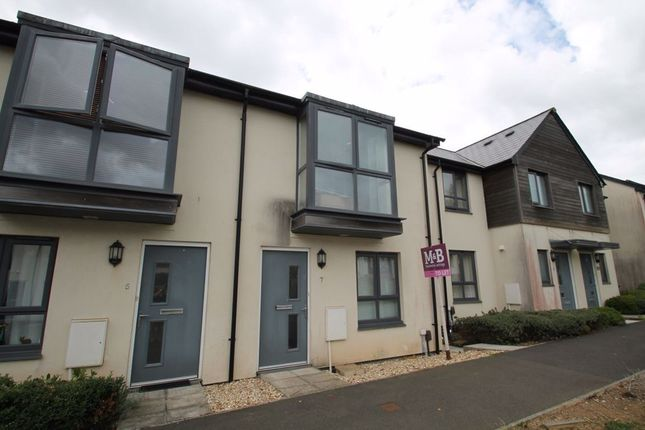 Thumbnail Property to rent in Cobham Close, Glenholt, Plymouth