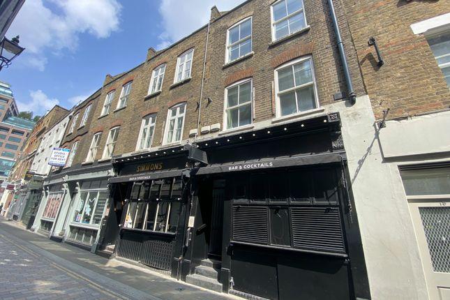 Thumbnail Restaurant/cafe for sale in Widegate Street, London