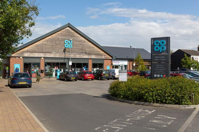 Thumbnail Retail premises for sale in 155 - 159 Newmarket, Louth, Lincolnshire