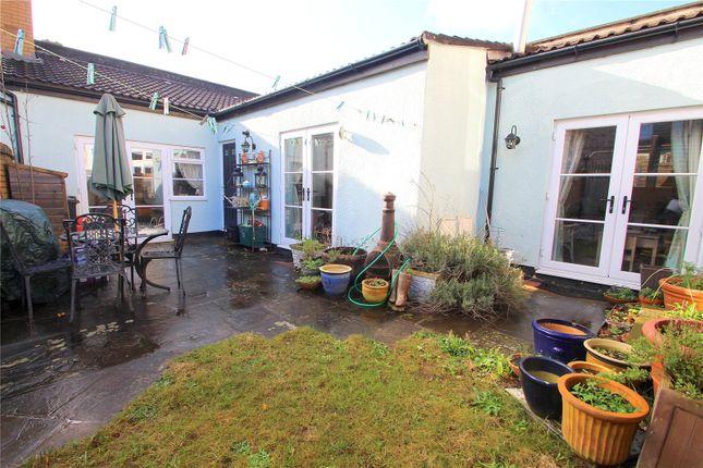 Thumbnail Semi-detached bungalow to rent in Southville Road, Southville, Bristol