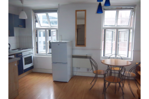 Studio to rent in Leman Street, London E1