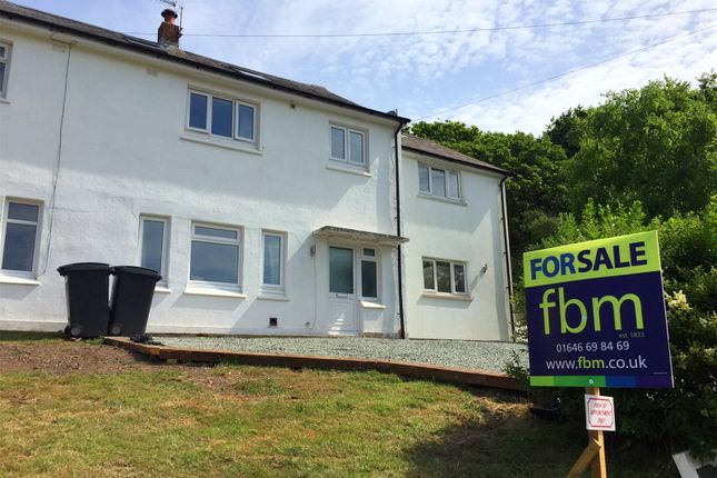 Thumbnail Flat for sale in Blue Anchor Way, Dale, Haverfordwest