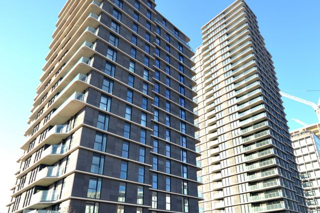 Thumbnail Flat to rent in Glasshouse Gardens, Westfield Avenue, Stratford, London