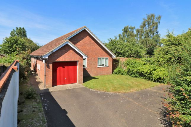 Thumbnail Detached bungalow for sale in Wilbye Close, Colchester, Essex
