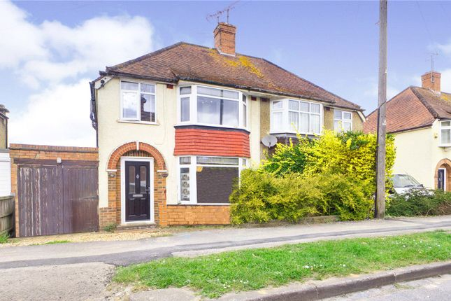 3 bed semi-detached house to rent in Osborne Road, Reading RG30