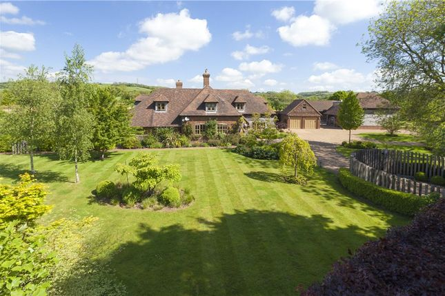 Thumbnail Equestrian property for sale in Monks Horton, Ashford