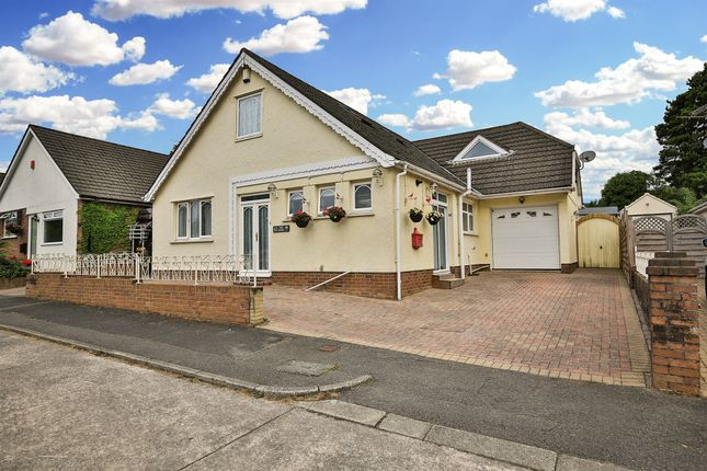 Thumbnail Detached bungalow for sale in Ardwyn, Pantmawr, Rhiwbina, Cardiff