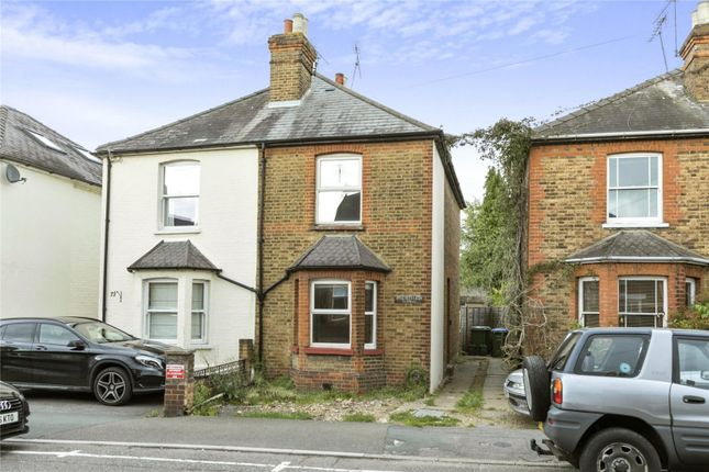 2 bed semi-detached house for sale in Anyards Road, Cobham, Surrey