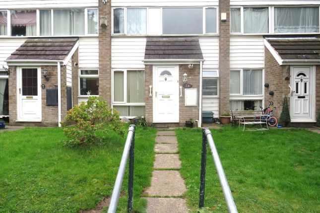 Front of Wetherby Close, Hodge Hill, Birmingham B36