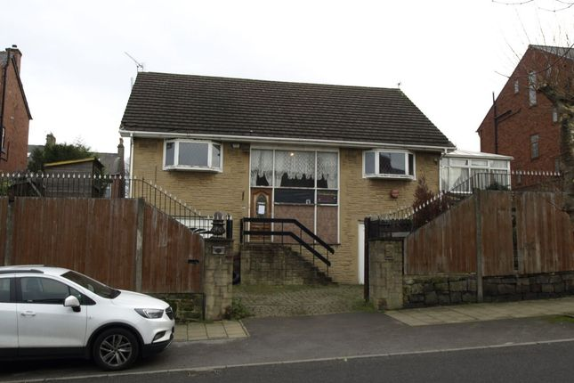 Detached bungalow in  Locke Avenue  Barnsley  South Yorkshire  Sheffield