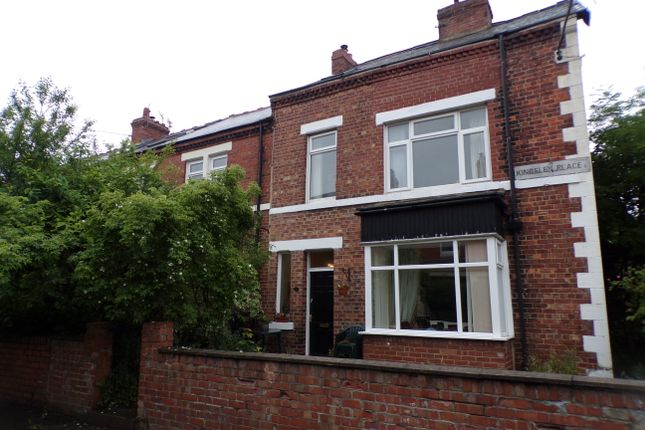 Thumbnail Terraced house for sale in Kingsley Place, Heaton, Newcastle Upon Tyne