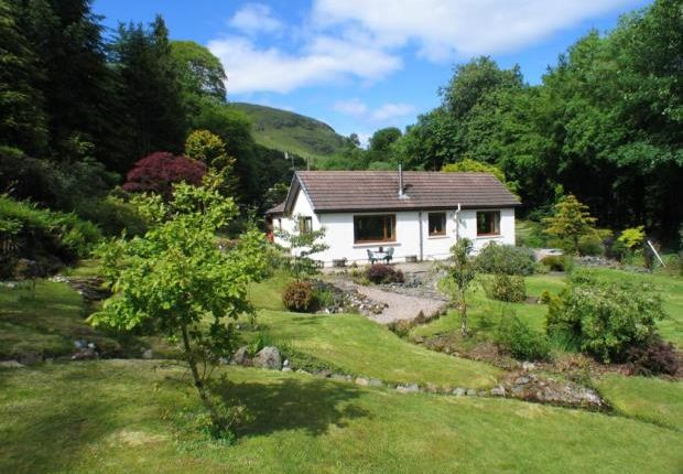 2 bed detached bungalow for sale in Kennels Cottage, Glendaruel, Argyll And Bute