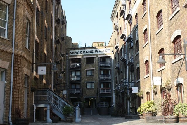 Thumbnail Property to rent in The Laundry Box, New Crane Place, Wapping