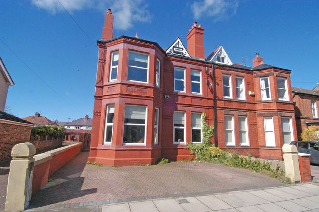 Thumbnail Semi-detached house for sale in Church Road, West Kirby, Wirral