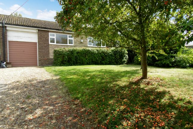 Thumbnail Detached bungalow for sale in High Street, Wrestlingworth