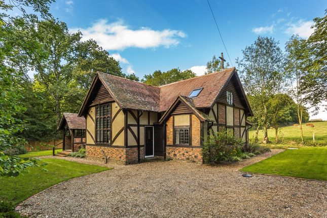 Thumbnail Detached house for sale in Caterfield Lane, Oxted