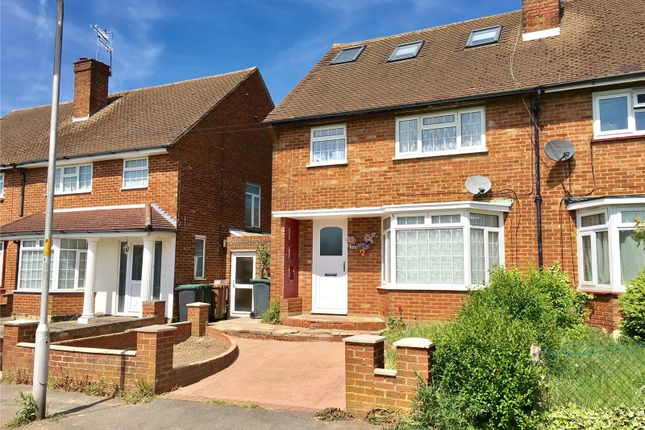 Thumbnail Semi-detached house for sale in Fay Green, Abbots Langley